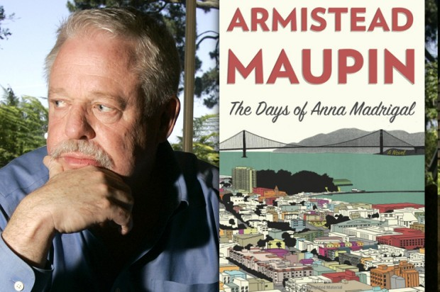 Tales of the city quot author armistead maupin quot the google bus is the