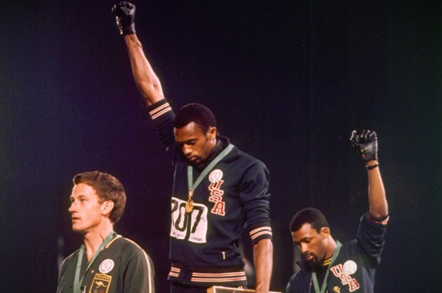 Black Power Salute: Tommie Smith and John