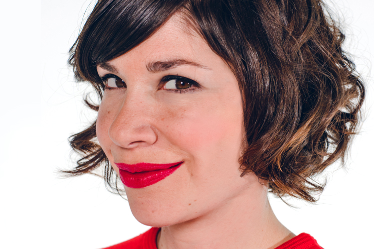 """Portlandia's"" Carrie Brownstein: ""I want to poke and prod and prick people"""