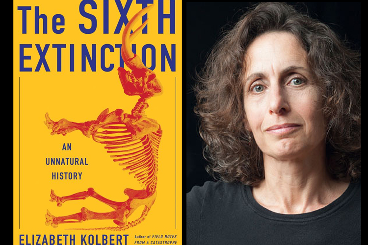 Elizabeth Kolbert Elizabeth Kolbert Earth39s growing extinction crisis is a