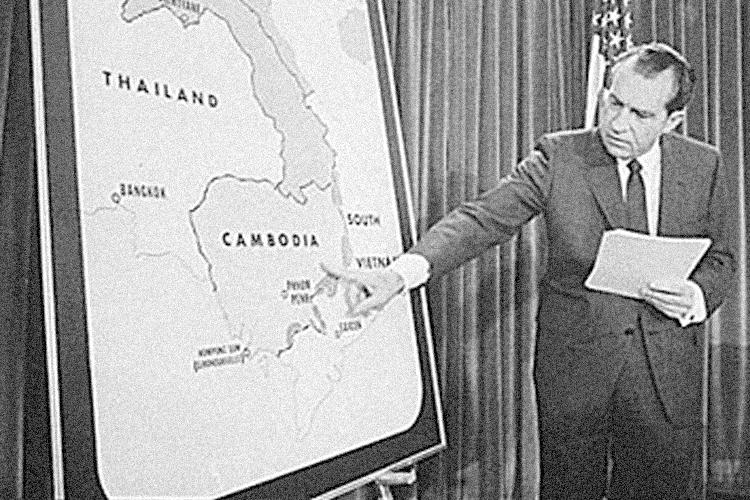 Richard M. Nixon - The vietnam war