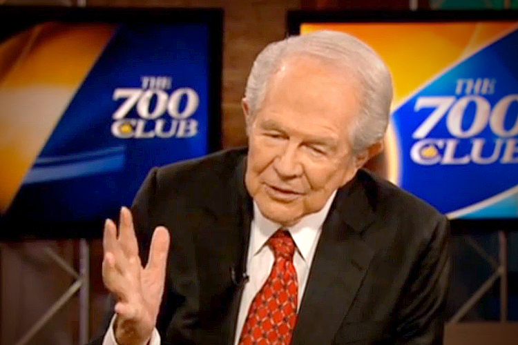 Who Their com Rewarded Salon Wives Dishes Do Sex Be Pat Robertson By Husbands Says With Should