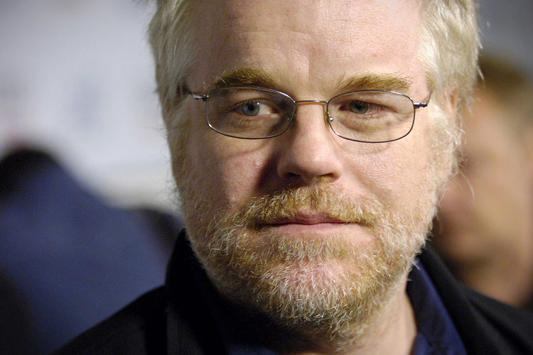 from Anderson gay philip seymour hoffman