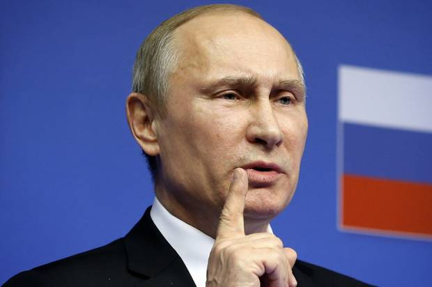 The New York Times doesn't want you to understand this Vladimir Putin speech