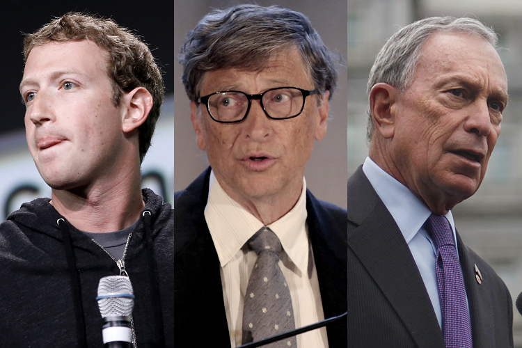 Bargain for billionaires: Why philanthropy is more about P.R. than progress
