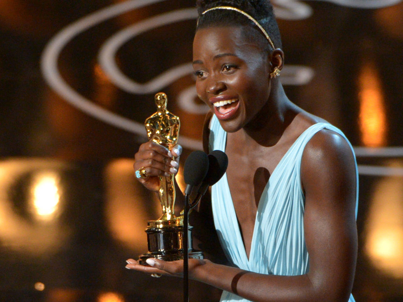 Lupita Nyong'o: 10 things to know about the '12 Years a Slave ...