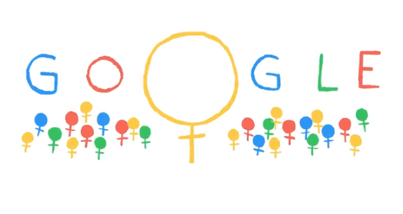 Google Doodle Gets It Right For International Womens Day