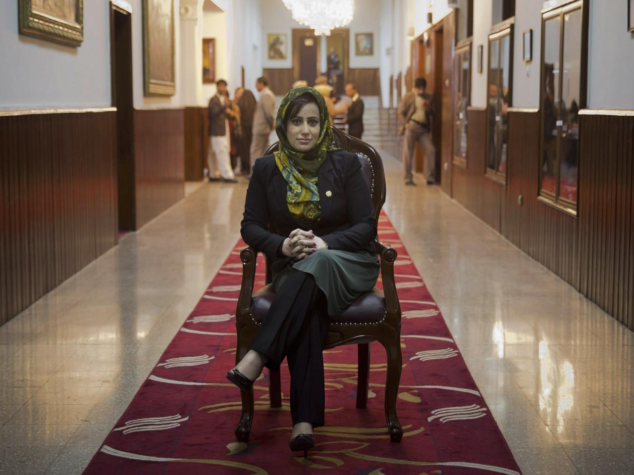 essay on afghan women
