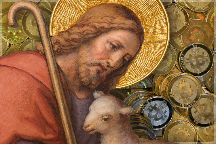 """The ballad of """"Bitcoin Jesus"""": The tech millionaire who fears for ..."""