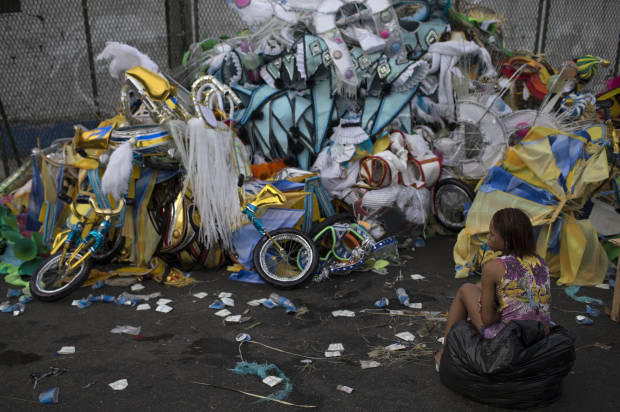 America is a wasteland: The U.S. produces a shocking amount of garbage