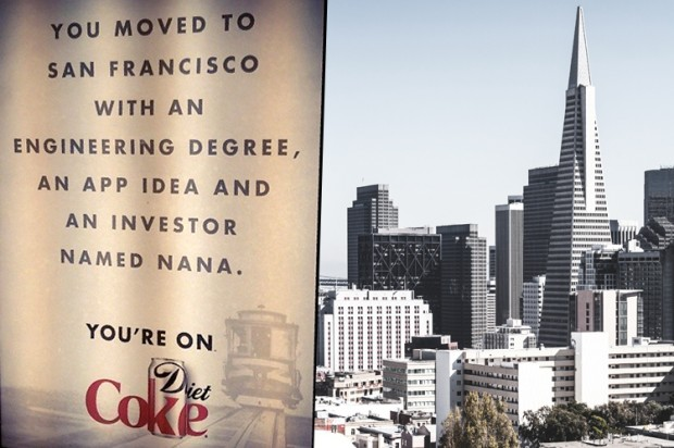 Diet Coke chooses sides in the tech culture wars