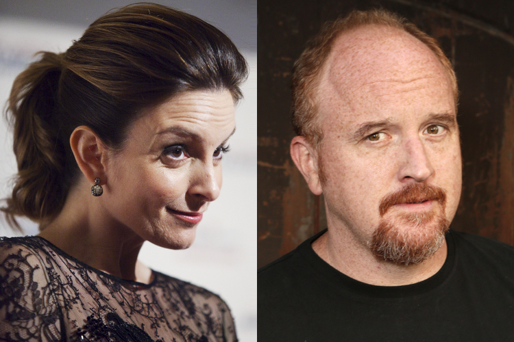 Louis C K Or Tina Fey Gender Science And The Age Old