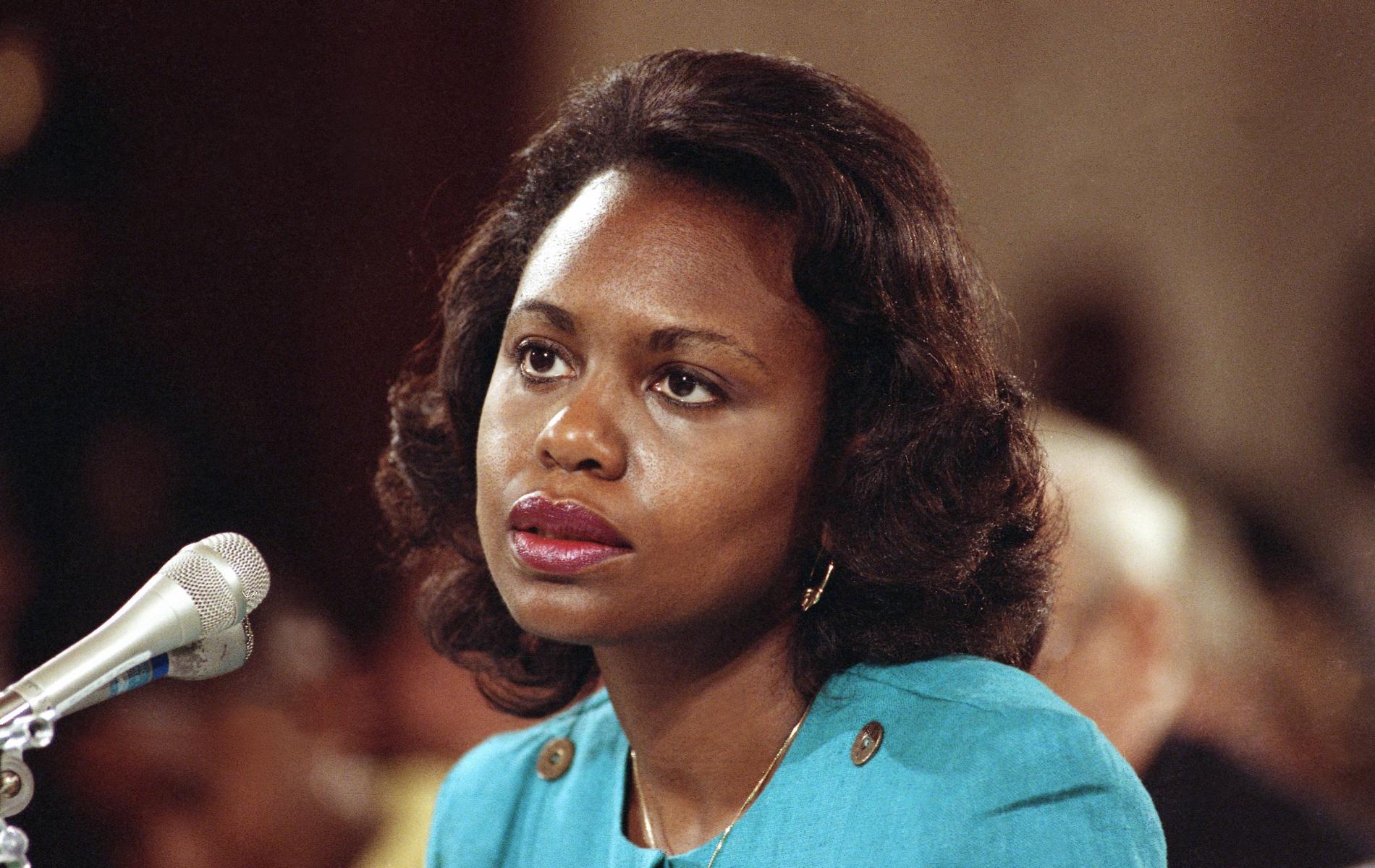 Anita Hill still blames Joe Biden for the Clarence Thomas disaster