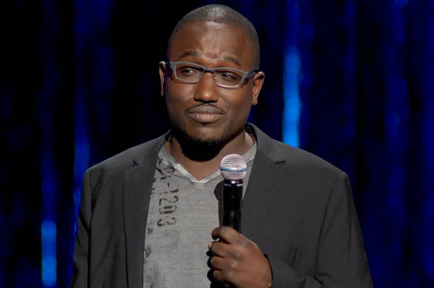 Hannibal Buress talks weed, rap and comedy