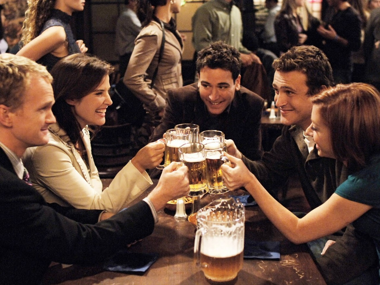 Things You Totally Missed On How I met Your Mother