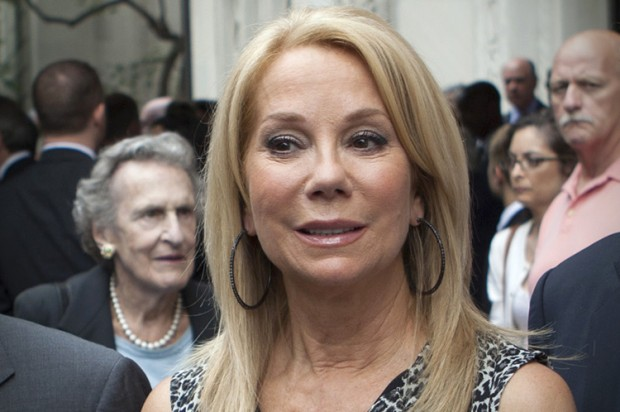 Kathie Lee Gifford Family Kathie Lee Gifford is a Trojan