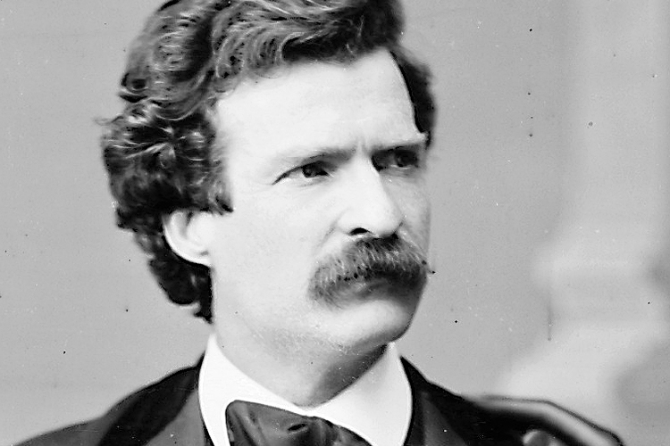 How Mark Twain became Mark Twain: The amazing story of the ... Mark Twain
