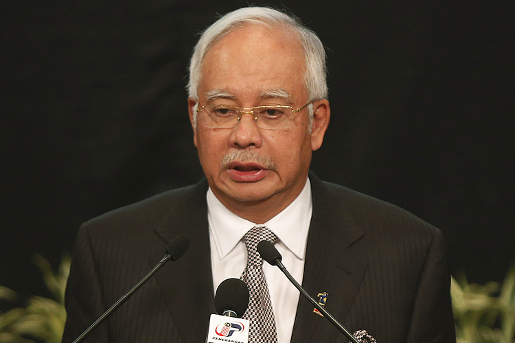 prime minister of malaysia