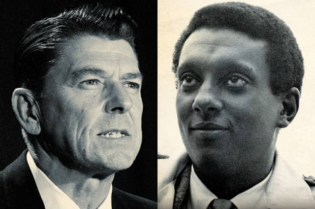 Ronald Reagan meets Black Power: Stokely Carmichael, civil rights and the 1960s