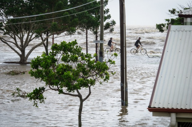 Droughts, storms and sea level rise: The impacts of climate change are already here