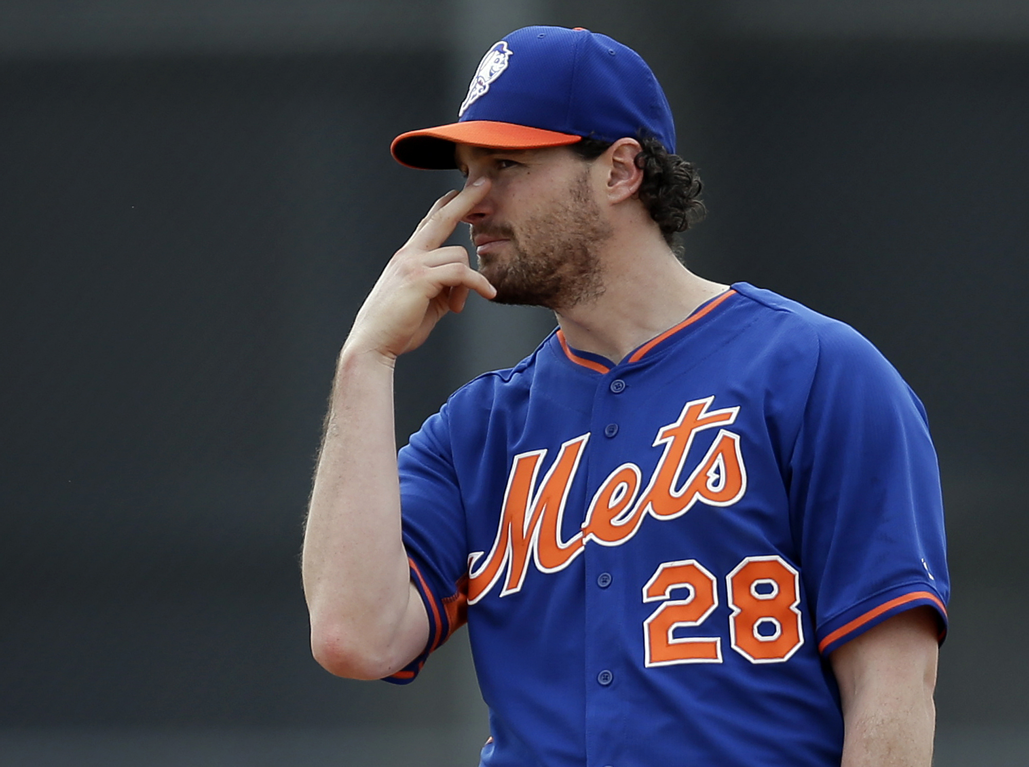 buy online 53c7a 90291 Mets' Daniel Murphy: I could be okay with a gay teammate ...