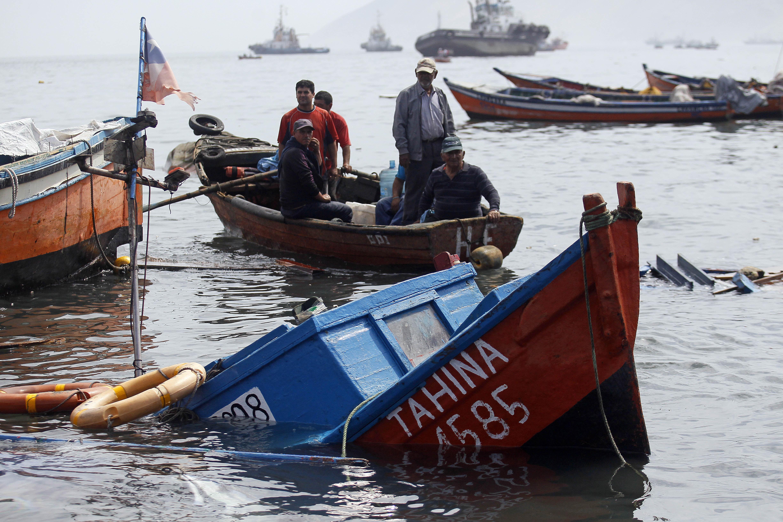 chile s earthquake tsunami explode across the