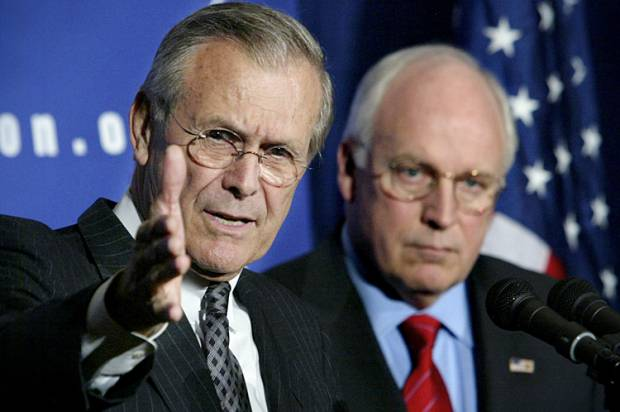 Bush crew's deplorable return: How their reemergence sends a deadly message