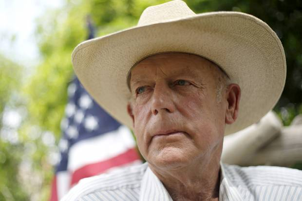 Fox News' demented poster boy: Why angry rancher Cliven Bundy is no patriot