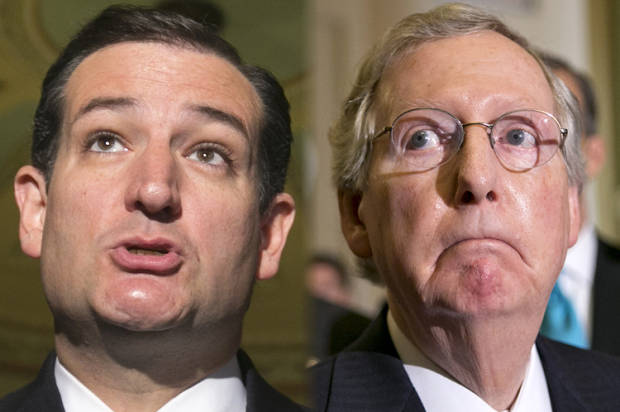 More government shutdowns! McConnell admits what GOP Senate will wreak