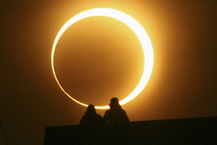 Ring Of Fire Sky