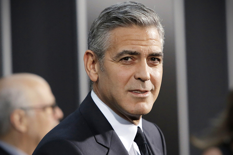 George Clooney Has Not Been Finally Pinned Down Salon Com