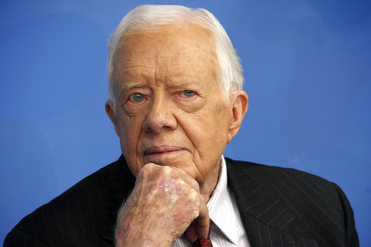 the contribution of jimmy carter in america I'm jimmy carter, and i can't help myself paul beston jimmy carter couldn't carry george w bush's water bucket get more to the american spectator.
