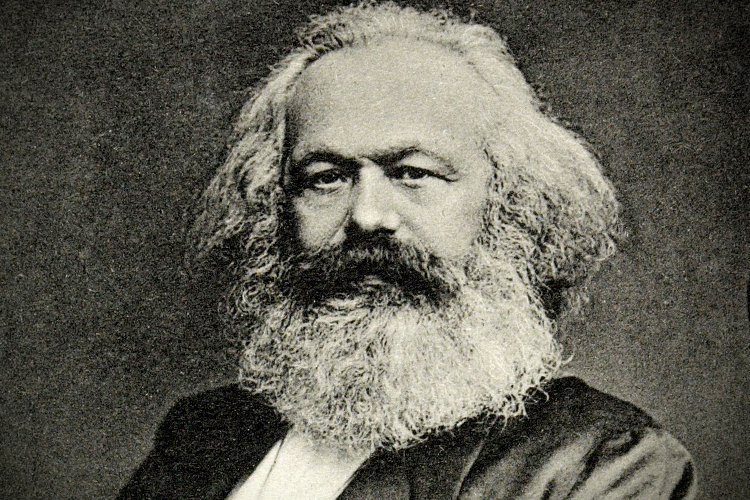 Karl Marx: Theorist, Thinker, beard-haver