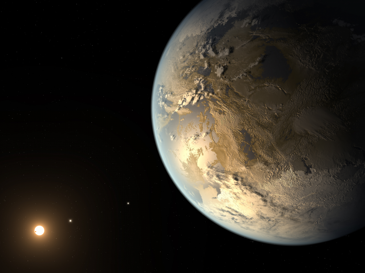 Planetary discovery! NASA's Kepler mission found first ...