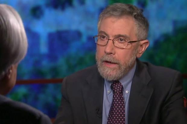 Paul Krugman: Whether Hillary Clinton or Elizabeth Warren, the difference between Democrats and GOP is stark