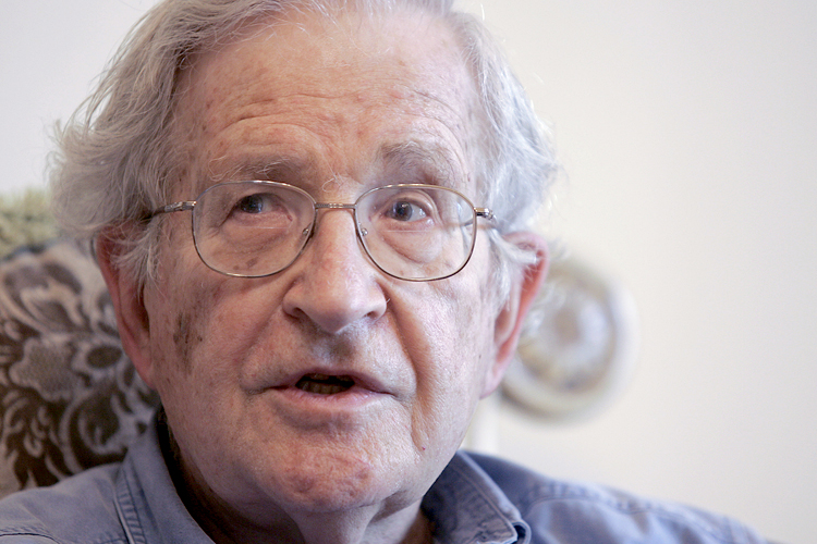 Noam Chomsky Was Right Why The Koch Brothers Are
