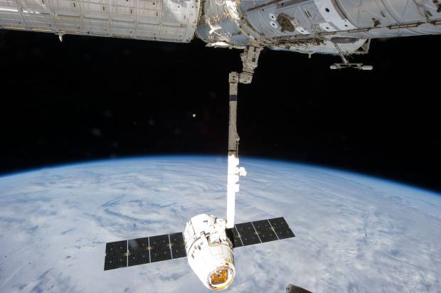 Leak scare prompts astronauts to evacuate to Russian ...