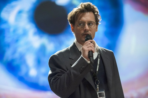 """Transcendence"" and Hollywood's bizarre techno-idiocy"