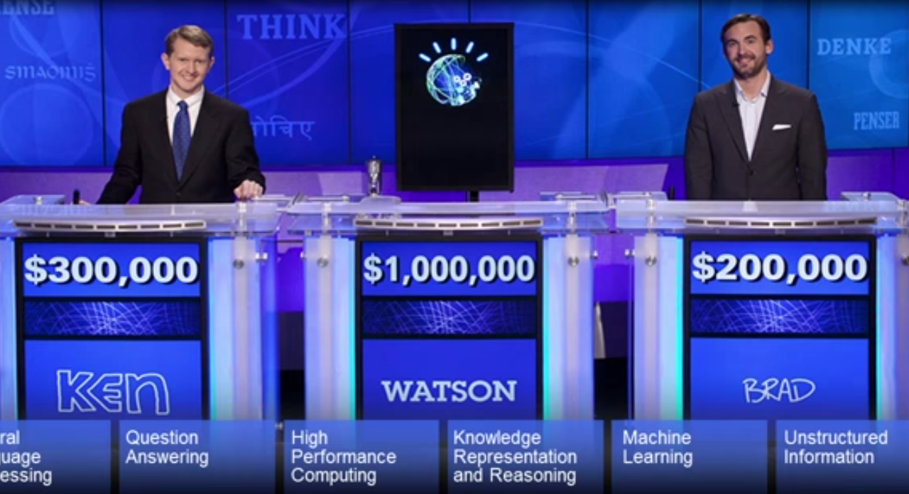 "Watson dominated ""Jeopardy!"" and now the supercomputer has a new ..."