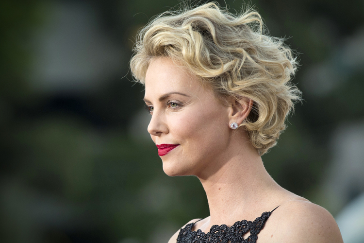 Charlize Theron EnlargeCharlize Theron