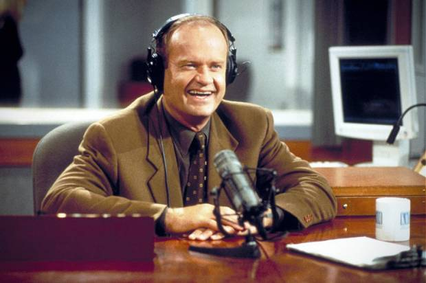 "The tenth anniversary of ""Frasier"" proves the limits of Internet nostalgia"