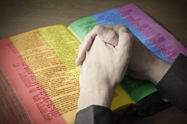 The Bible backs same-sex couples: Point by point, why the haters are wrong