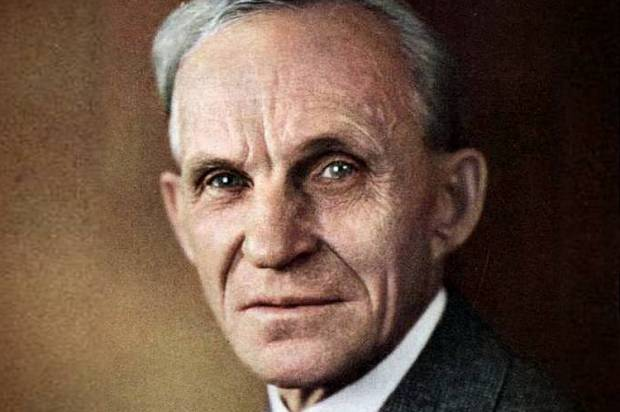 Henry Ford's reign of terror: Greed and murder in Depression-era Detroit