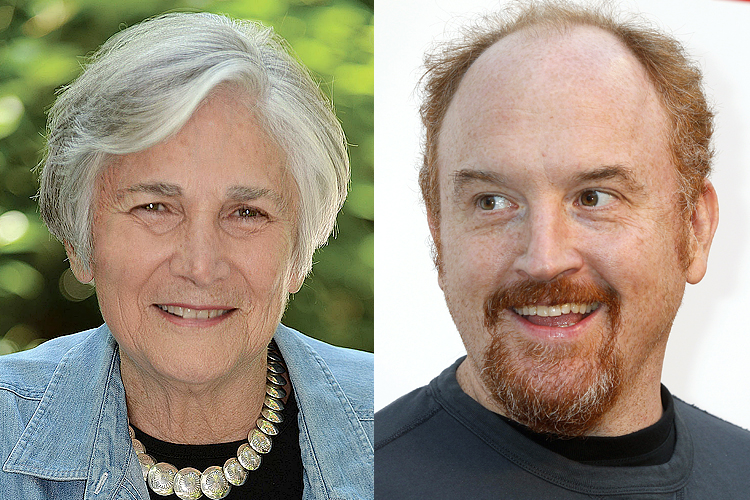 Diane Ravitchs Review Of Ghosts In >> Diane Ravitch Defends Louis C K Takes Down Silly Newsweek Piece