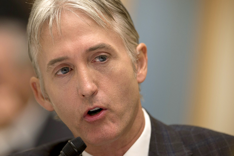 Trey Gowdy S Benghazi Setback New Humiliation For Gop S