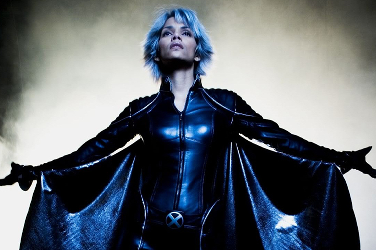 Berry as Storm in   X-Men X Men Female Characters Names