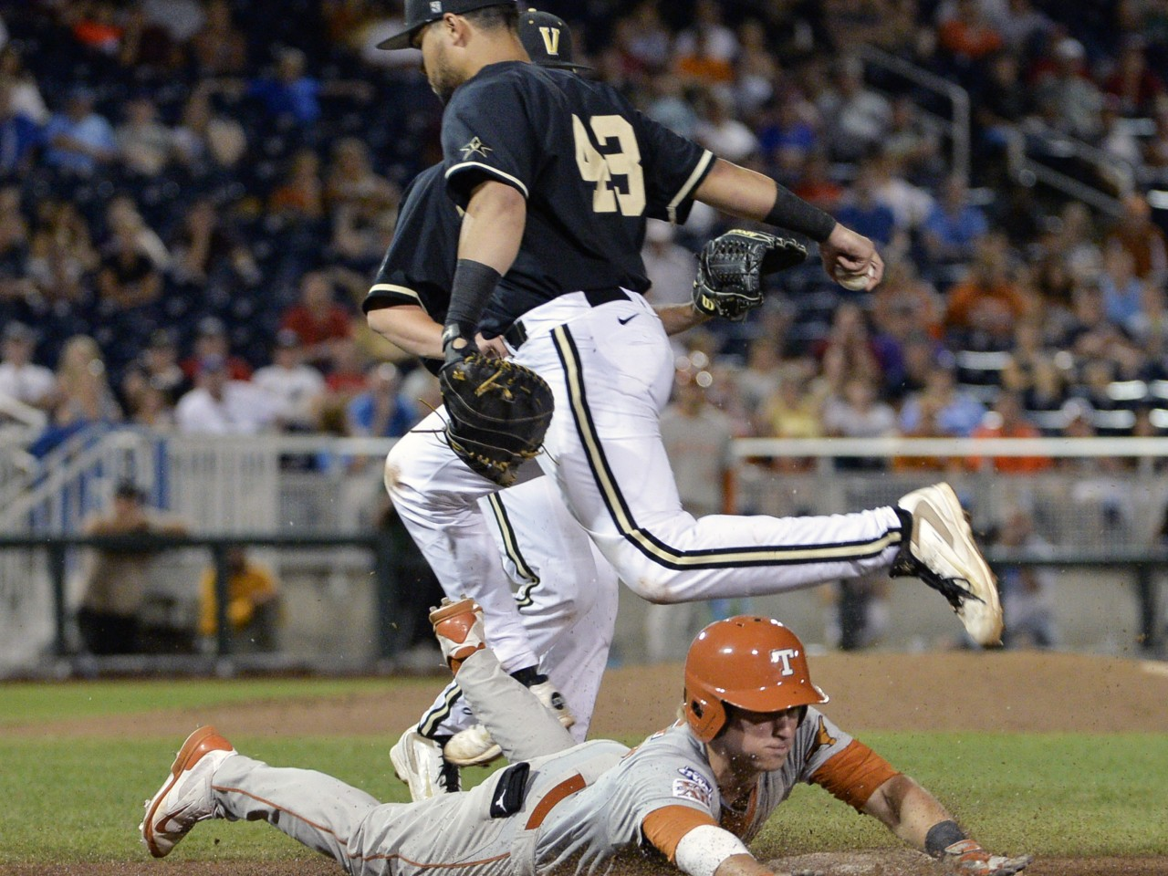 Vanderbilt Baseball  NCAAcom