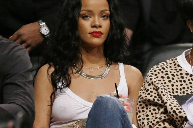 Rihanna drops the F-bomb: Singer furious with CBS for nixing her NFL ...