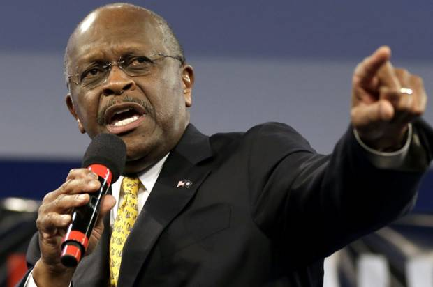 Herman Cain says God may want him to run for president in 2016 - Salon.com