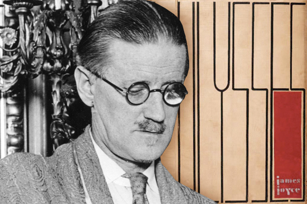 Ulysses by James Joyce (English) MP3 CD Book